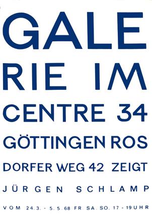 Galerie im Centre, Göttingen